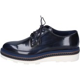 J Breitlin  Elegant Shiny leather  men's Casual Shoes in Blue