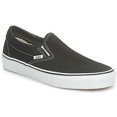 Vans  CLASSIC SLIP-ON  men's Slip-ons (Shoes) in Black