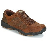 Skechers  LARSON NERICK  men's Casual Shoes in Brown
