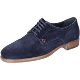 Triver Flight  Elegant Suede  men's Casual Shoes in Blue