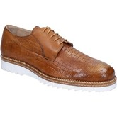 Fdf Shoes  elegant leather BZ362  men's Casual Shoes in Brown