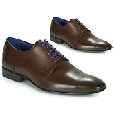 Azzaro  NABALI  men's Casual Shoes in Brown