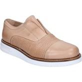 Fdf Shoes  elegant leather BZ337  men's Casual Shoes in Beige