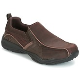 Skechers  LARSON BERTO  men's Casual Shoes in Brown
