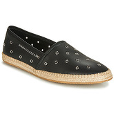 John Galliano  6706  men's Espadrilles / Casual Shoes in Black