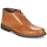 So Size  JOPEZINE  men's Mid Boots in Brown