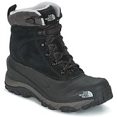 The North Face  CHILKAT  men's Snow boots in Black