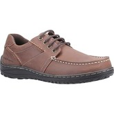 Hush puppies  HPM2000-102-1-6 Theo  men's Casual Shoes in Brown