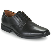 Clarks  TILDEN PLAIN  men's Casual Shoes in Black