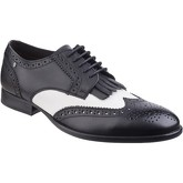 Base London  Bartley Waxy  men's Casual Shoes in Black