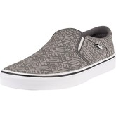 Vans  Asher Logo Slip On Trainers  men's Slip-ons (Shoes) in Grey
