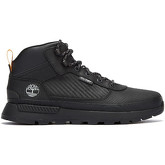 Timberland  Field Trekker Tec Tuff Mid Mens Black Boots  men's Shoes (High-top Trainers) in Black