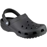 Crocs  CLASSIC UNISEX   ()  men's Clogs (Shoes) in Black