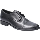 Hush puppies  HPM2000-75-1-6 Ollie Cap Toe  men's Casual Shoes in Black