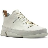Clarks  Trigenic Flex Mens Casual Shoes  men's Casual Shoes in White