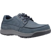 Hush puppies  HPM2000-108-2-6 Tucker Lace  men's Casual Shoes in Blue