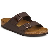 Birkenstock  ARIZONA LARGE FIT  men's Mules / Casual Shoes in Brown