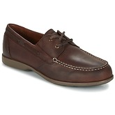 Rockport  2-EYE  men's Boat Shoes in Brown