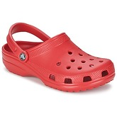 Crocs  CLASSIC  men's Clogs (Shoes) in Red