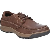 Hush puppies  HPM2000-51-6 Tucker Lace  men's Casual Shoes in Brown