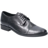 Hush puppies  Ollie Cap Toe Mens Lace Up Shoes  men's Casual Shoes in Black