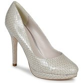 Bourne  AGNES  women's Court Shoes in White