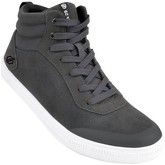 Dare 2b  Cylo High Top Trainers Briar Grey Black Grey  men's Trainers in Grey