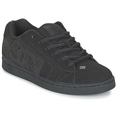 DC Shoes  NET  men's Skate Shoes (Trainers) in Black