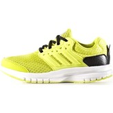 adidas  S79813 Sport shoes Kid Yellow  men's Shoes (Trainers) in Yellow