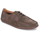Clarks  SALTASH LACE  men's Casual Shoes in Brown