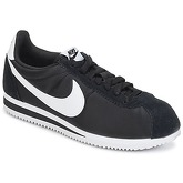 Nike  CLASSIC CORTEZ NYLON  men's Shoes (Trainers) in Black