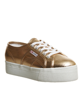 Superga 2790 (l) ROSE GOLD COMETU