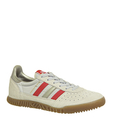 Adidas Indoor Super CLEAR BROWN RED CYBER GOLD