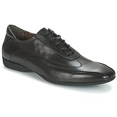 So Size  ARWEY  men's Casual Shoes in Black