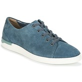 Clarks  STANWAY LACE  men's Shoes (Trainers) in Blue