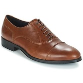Carlington  JOULIA  men's Smart / Formal Shoes in Brown