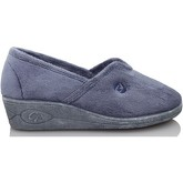 Cabrera  stewardess go home  women's Slippers in Blue