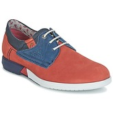 Fluchos  HORNET  men's Casual Shoes in Orange