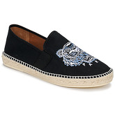 Kenzo  ELASTIC ESPADRILLE  men's Espadrilles / Casual Shoes in Black