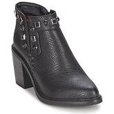 Gioseppo  MOSENA  women's Low Ankle Boots in Black
