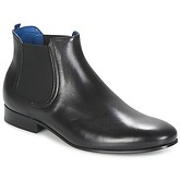 Azzaro  ITEM  men's Mid Boots in Black