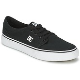 DC Shoes  TRASE  men's Shoes (Trainers) in Black