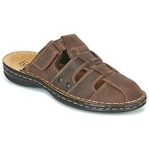 TBS  BASSOA  men's Mules / Casual Shoes in Brown