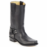 Sendra boots  EDDY  men's High Boots in Black