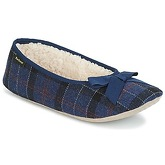 Barbour  LILY  women's Slippers in Blue