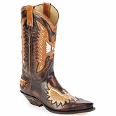 Sendra boots  CHELY  men's High Boots in Brown