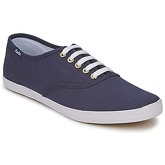 Keds  CHAMPION CVO  men's Shoes (Trainers) in Blue