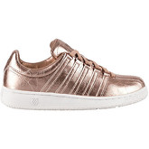 K-Swiss  Classic VN Aged Foil  women's Shoes (Trainers) in Pink