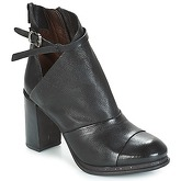 Airstep / A.S.98  PETIAN  women's Low Ankle Boots in Black