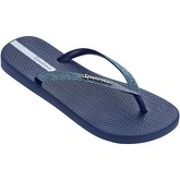 Ipanema  Sparkle Flip Flops in Navy 81515  women's Flip flops / Sandals (Shoes) in Blue